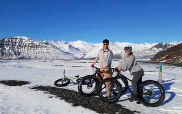 FAT BIKING IN SKAFTAFELL