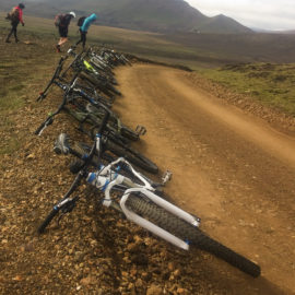 BIKING ADVENTURE IN THE HIGHLANDS 5 DAYS