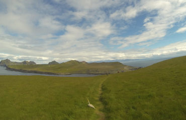 FLY AND BIKE ADVENTURE TO THE WESTMAN ISLANDS