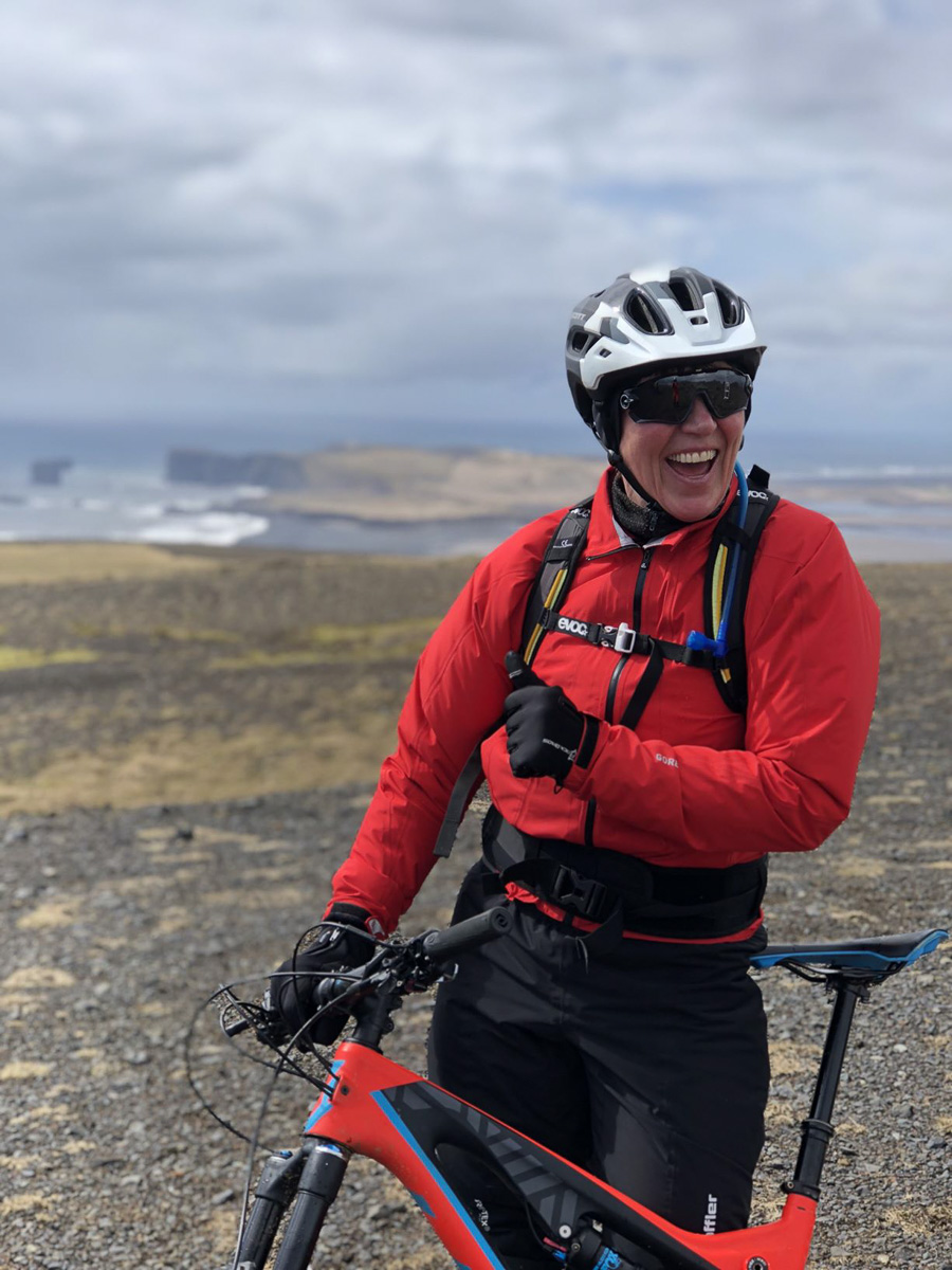 WILD WOMEN MTB ICELAND
