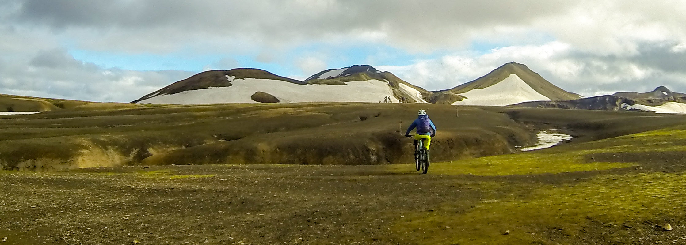 privat biking iceland