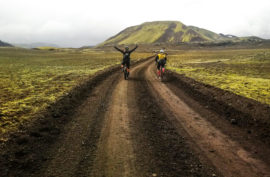 THE VOLCANO RIDE ICELAND