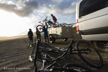 single track bike company iceland