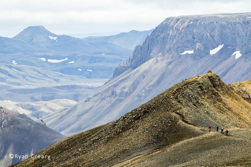 single track iceland