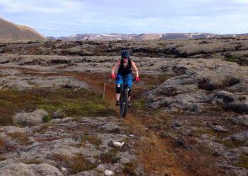 fjallahjólaferð bike company