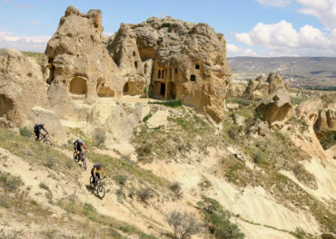 TYRKLAND - CAPPADOCIA
