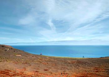 fjallahjol ísland