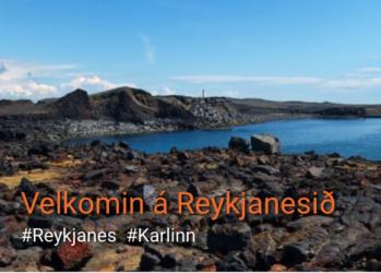 reykjanes hjólaferð